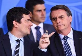 Bolsonaro aciona Moro para que porteiro preste novo depoimento