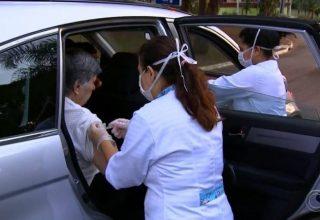 Prefeitura de Crato realiza vacinação em idosos neste sábado